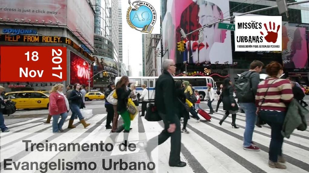 Urban Evangelism Training