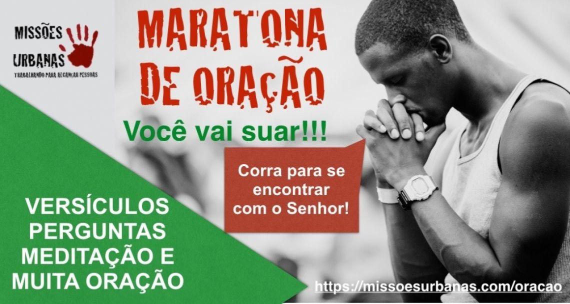 Maratona de Oração