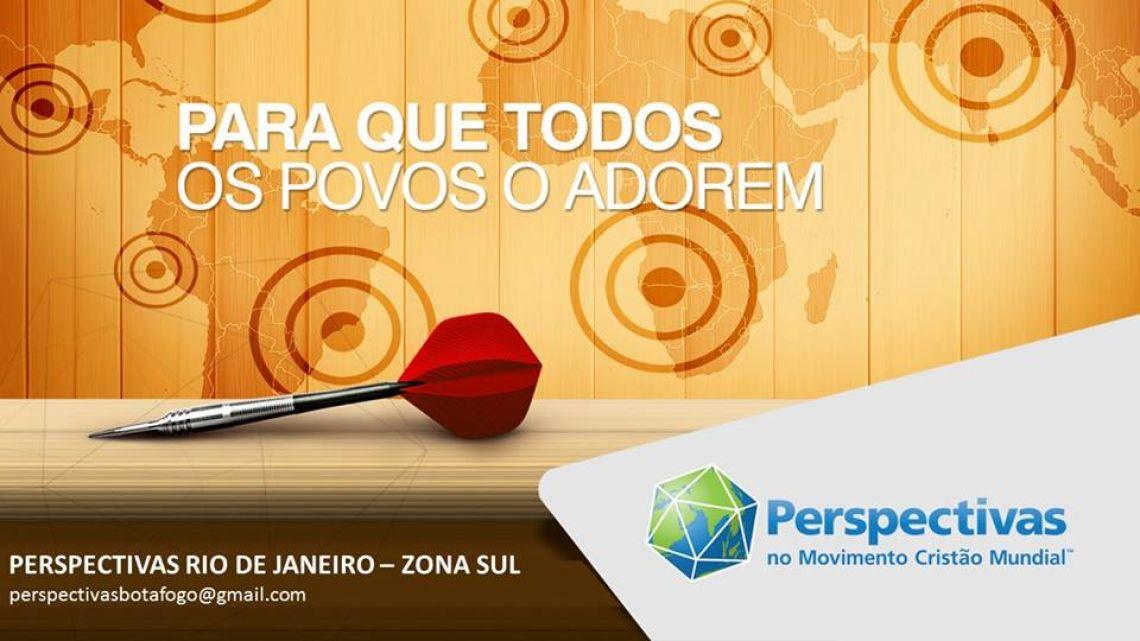 Curso de alto de nível de mobilização missionaria, Perspectivas Brasil.